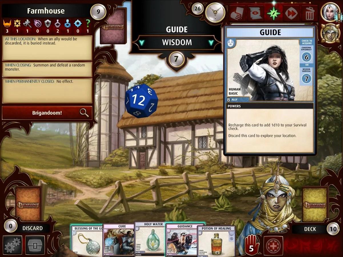 Pathfinder Adventures : quand le jeu de rôle papier se fait mobile