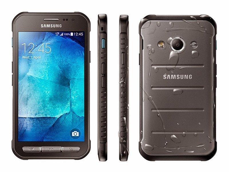 Samsung Galaxy S7 Active, il semble toujours aussi résistant et moche