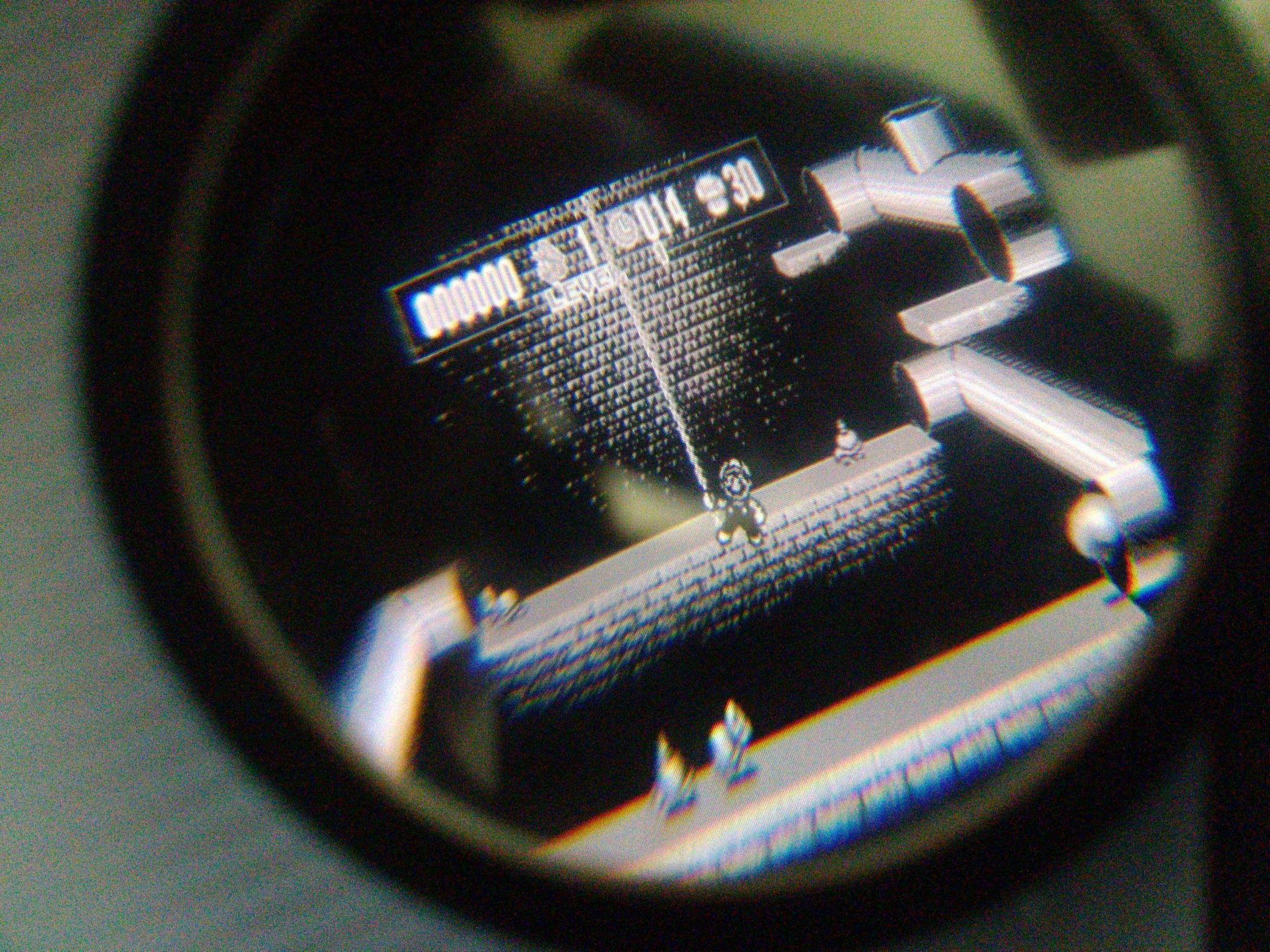 On peut jouer à des jeux Virtual Boy sur un Cardboard, et sans avoir la nausée