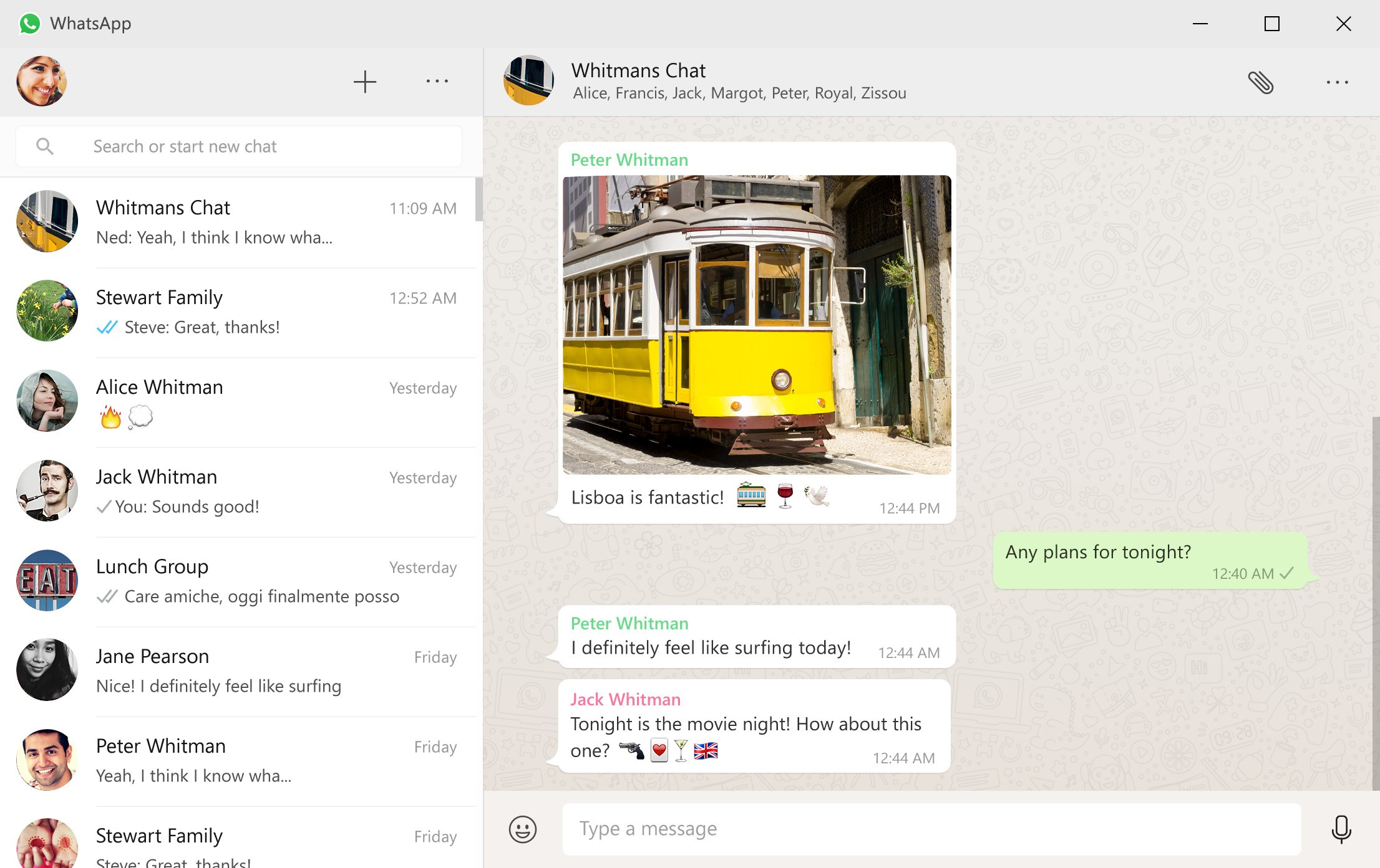 WhatsApp lance son application de bureau