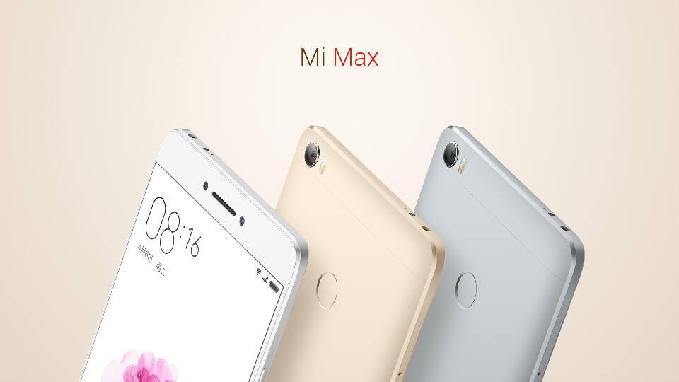 Xiaomi Mi Max Prime : 6,44 pouces et 128 Go de stockage