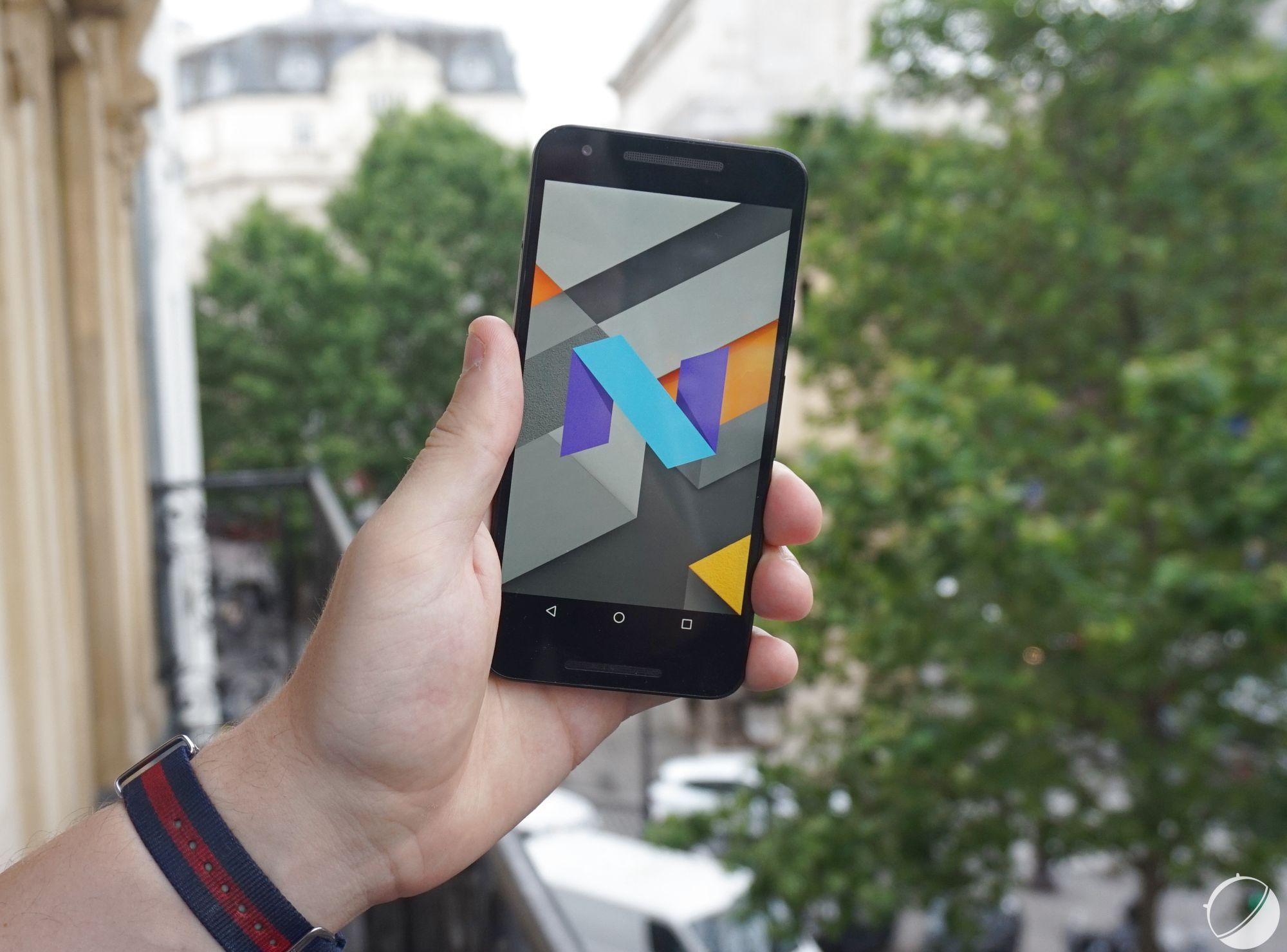Android N Preview4 est là, accompagné de ses API finales