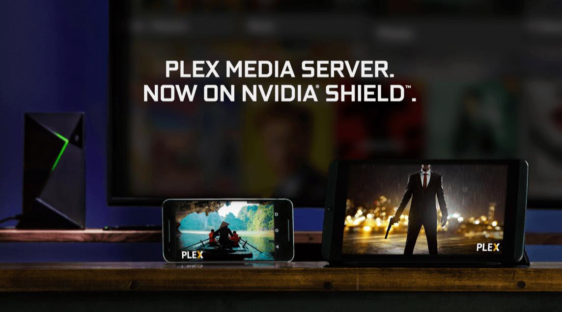 Comment créer un serveur Plex sur une Nvidia Shield Android TV ? [Tuto]