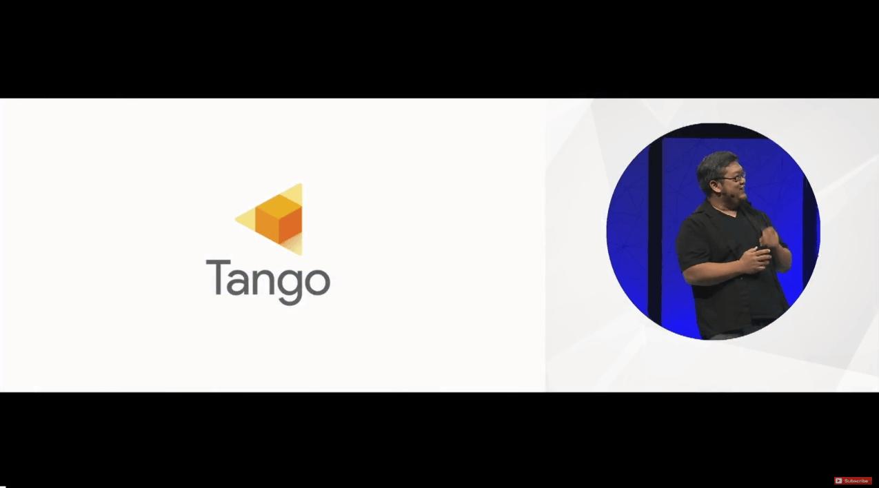 Google Tango n'est plus un «projet»