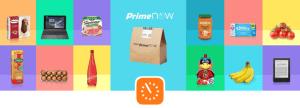 Amazon Prime Now propose désormais aux Français la livraison en 1h