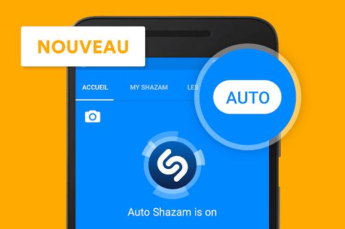 Le Shazam automatique est de sortie : comment ça marche ?