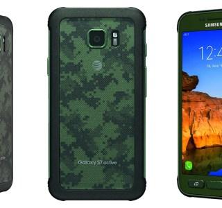 Le Samsung GalaxyS7 Active est officiel : gros, laid, endurant, résistant