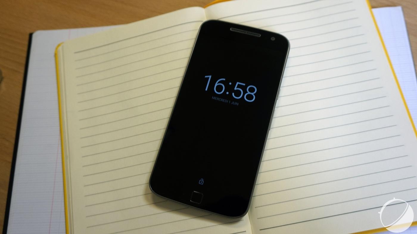 Pour la sortie du Galaxy Note 7, Motorola tacle l'Always On Display de Samsung