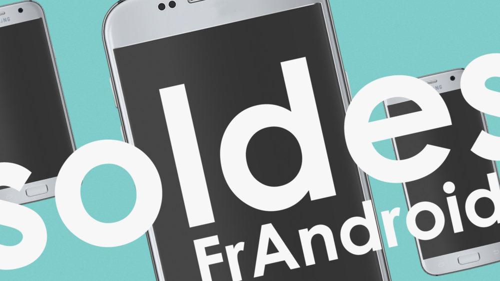 5 actualités qui ont marqué la semaine : les soldes d'été 2016, déjà une mise à jour pour le OnePlus 3…