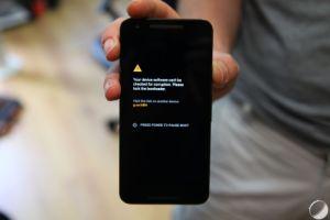 Android Nougat bloquera le démarrage du smartphone si l'OS est corrompu