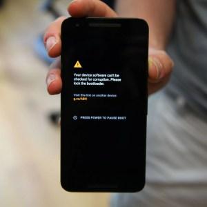 Des Nexus 5X inutilisables depuis la mise à jour Android 7.0 Nougat