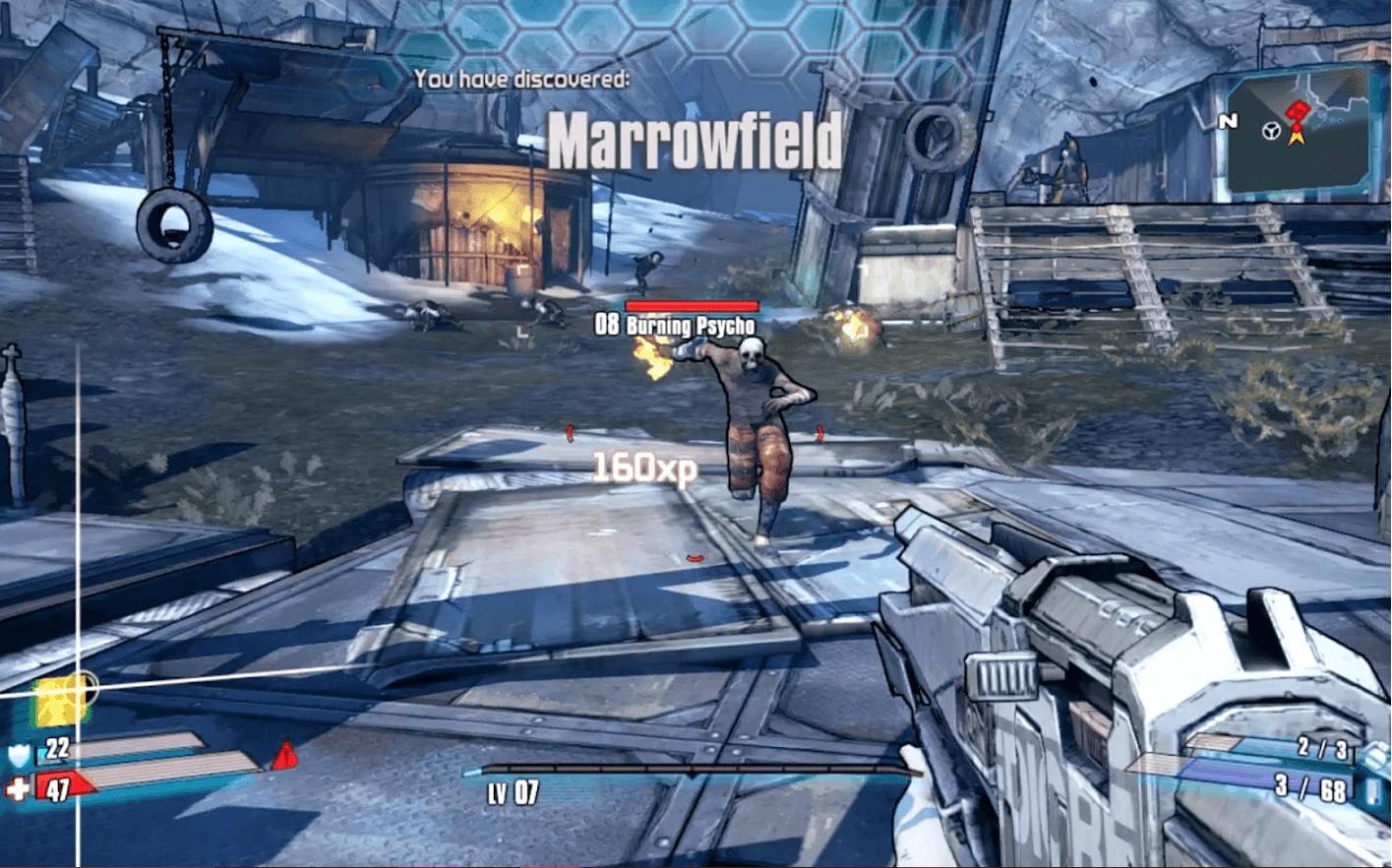 Borderlands 2 est disponible sur Nvidia Shield Android TV