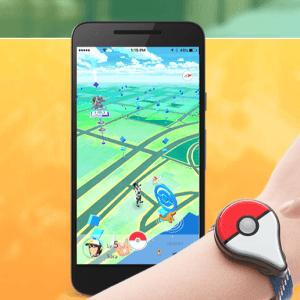 Le bracelet Pokémon Go Plus devra attendre la rentrée