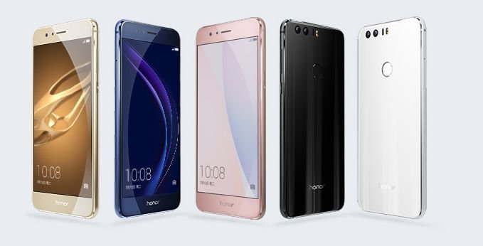 4 actualités qui ont marqué la semaine : Honor 8, Samsung Galaxy Note 7…