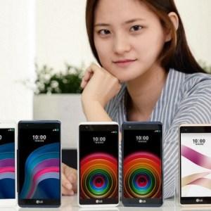 LG complète encore son catalogue avec des X5 et X Skin