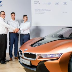 BMW iNEXT : une voiture autonome allemande pour 2021 avec Intel et Mobileye