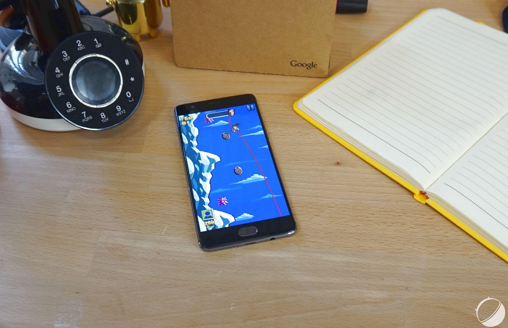 OnePlus 3 et ZTE Axon 7 : Nougat avant la fin de l'année