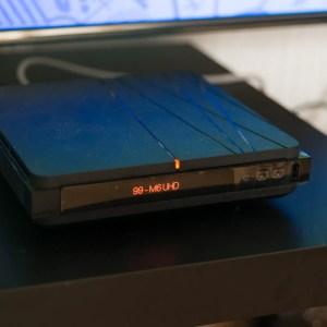 Test de la Orange Livebox 4 avec son décodeur TV 4 compatible UHD