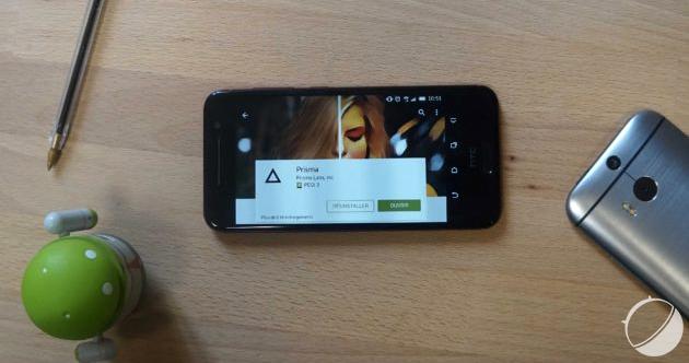 Comment supprimer le watermark sur vos clichés dans l'app Prisma ?