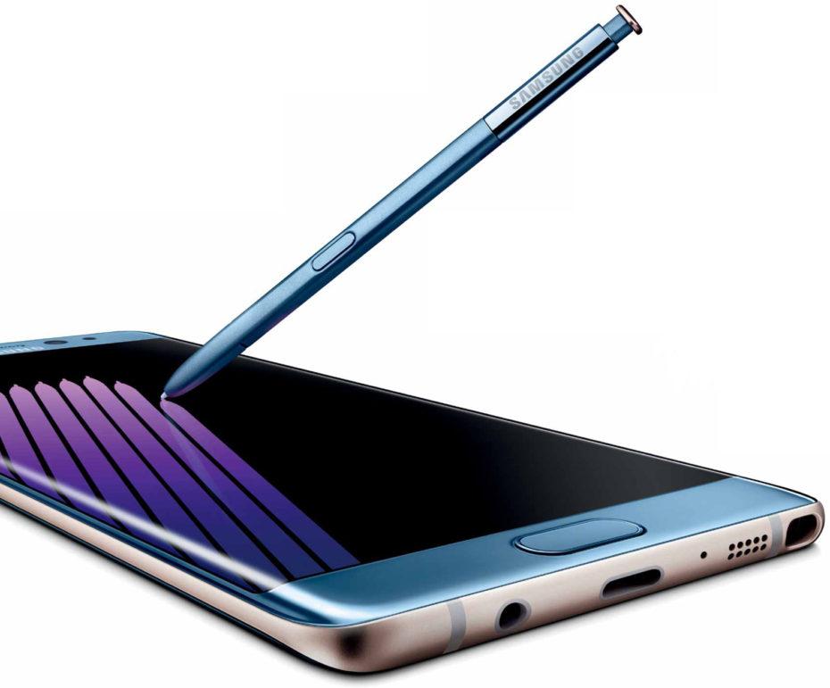 Le Samsung Galaxy S8 fonctionnerait avec un stylet