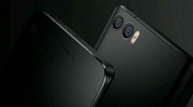 Xiaomi Mi 5s : un rendu en fuite révèle un double appareil photo