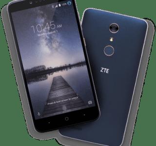 ZTE annonce le Zmax Pro, 6 pouces à moins de 100 dollars