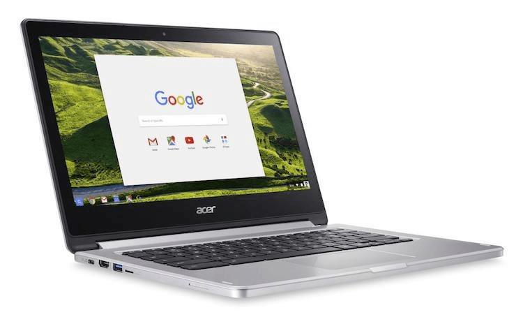 Acer dévoile un nouveau Chromebook R13 à l'IFA