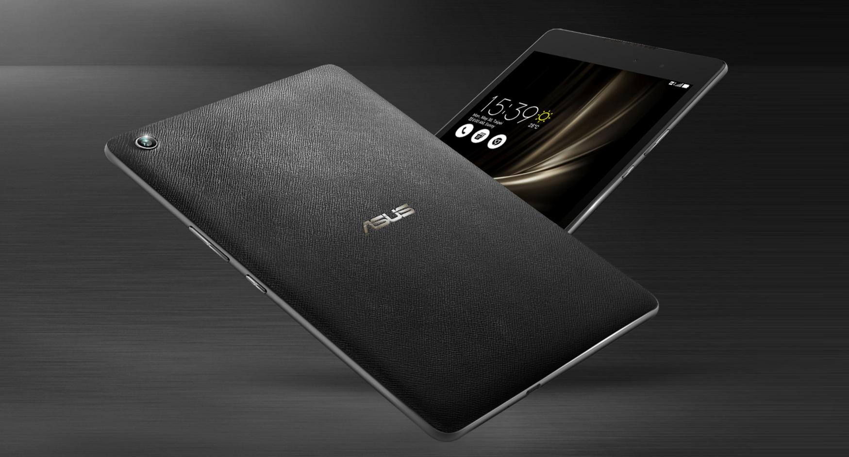 Asus ZenPad 3 8.0, une tablette compacte aux caractéristiques prometteuses