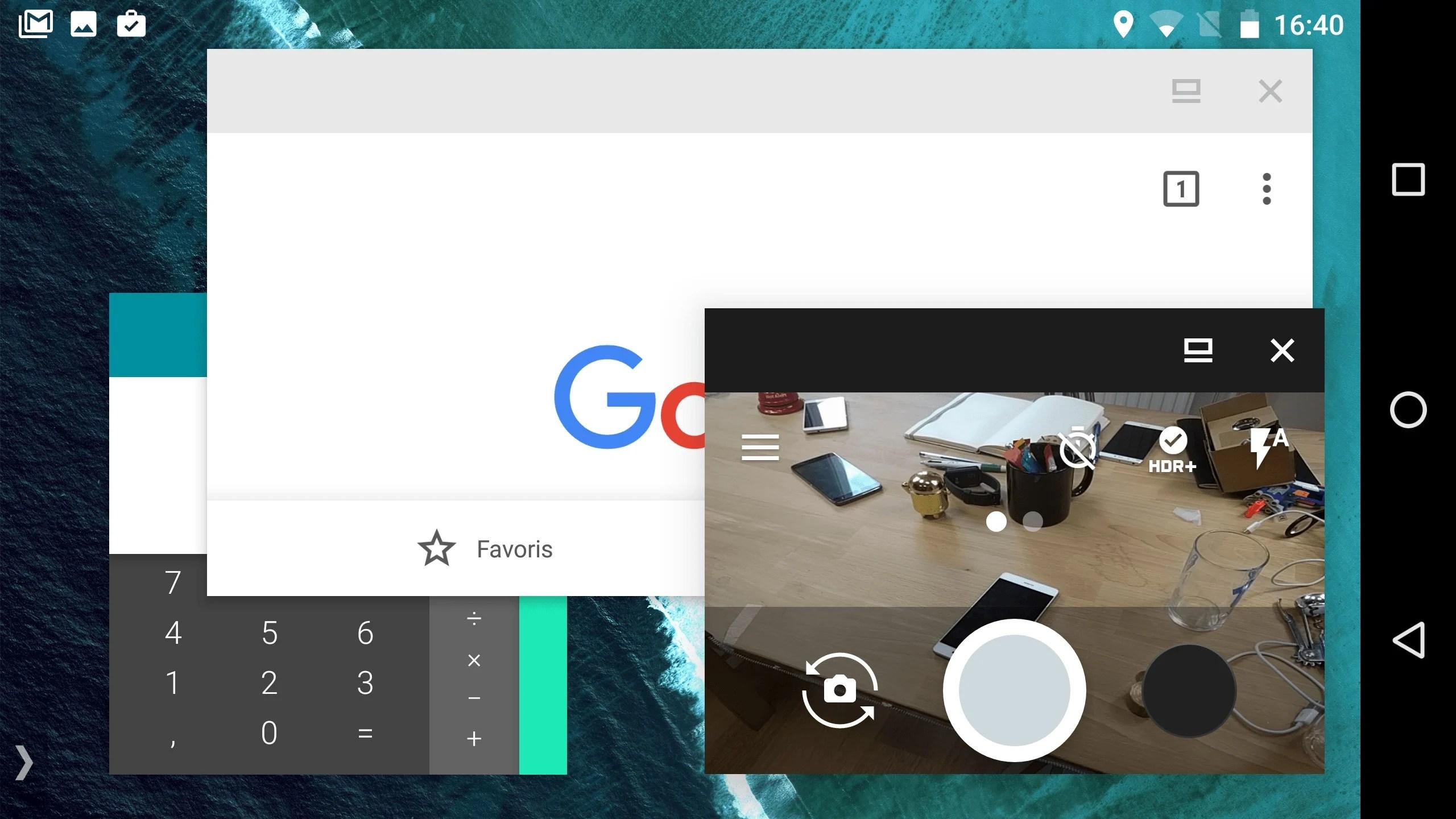 Comment activer le mode fenêtré sous Android 7.0 Nougat sans root ? – Tutoriel