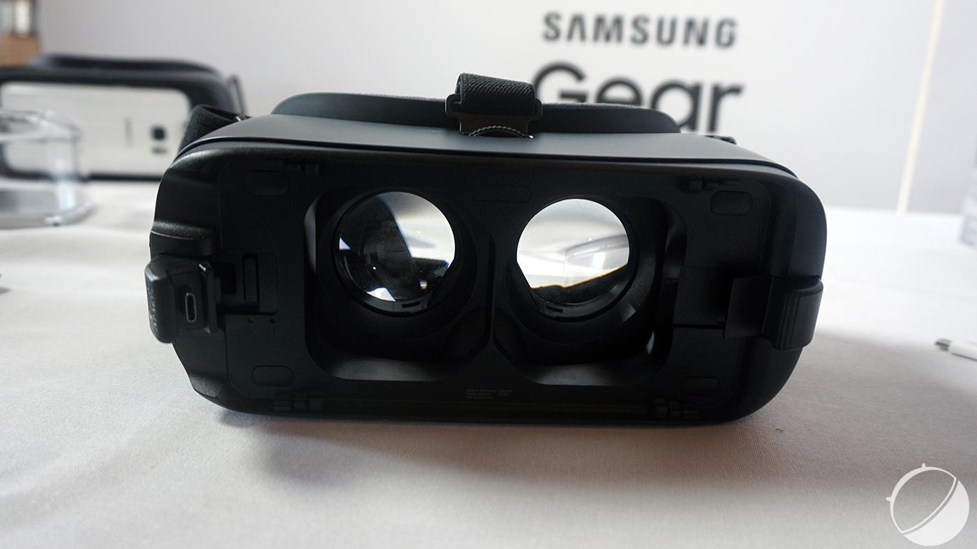 Samsung Galaxy Note 7 : la compatibilité Gear VR désactivée par sécurité