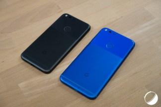 Google Pixel 2 : voici un premier aperçu des caractéristiques