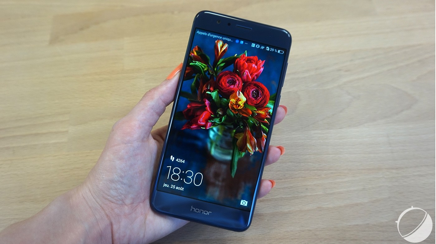 Le Honor 8 pourrait ne pas recevoir la mise à jour Android 8.0 Oreo