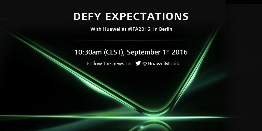 Huawei n'a pas atteint ses objectifs à cause de 2016