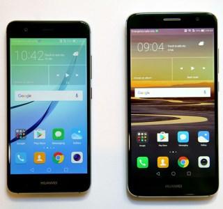Prise en main des Huawei Nova et Nova Plus, le milieu de gamme premium