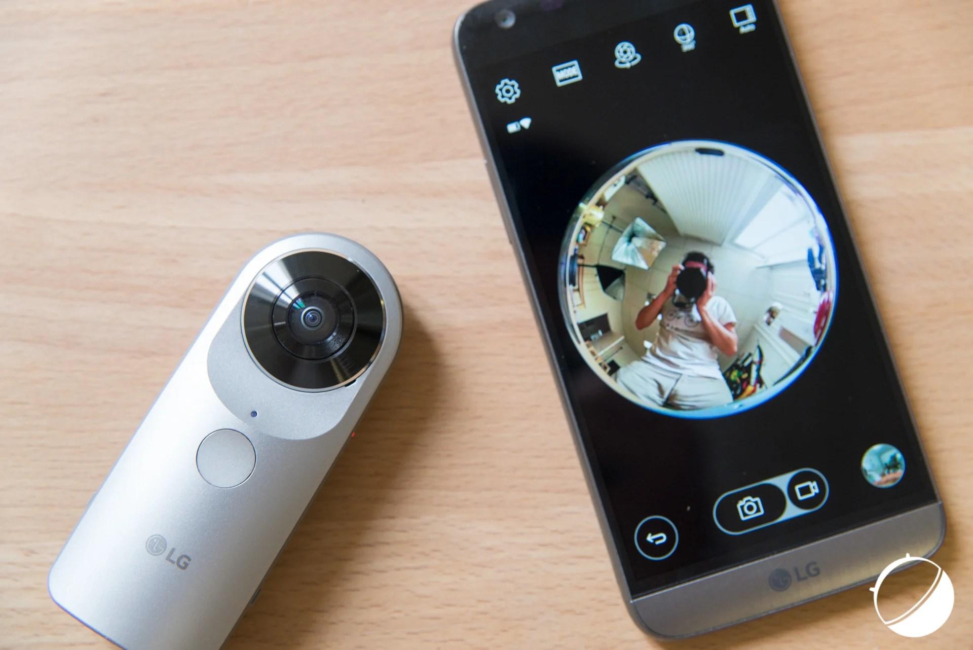Le marché des caméras à 360° n'est pas encore mature