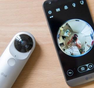 Test de la LG Cam 360, heureusement qu'il y a le prix