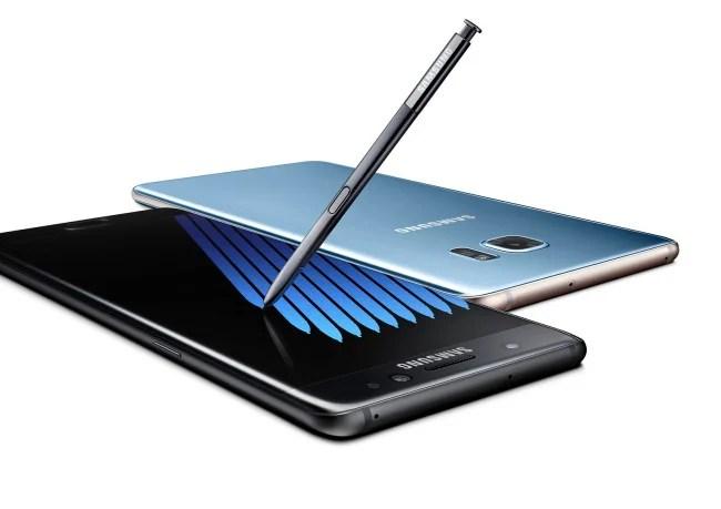 Galaxy Note 7 : Samsung confirme la version 128 Go / 6 Go de RAM