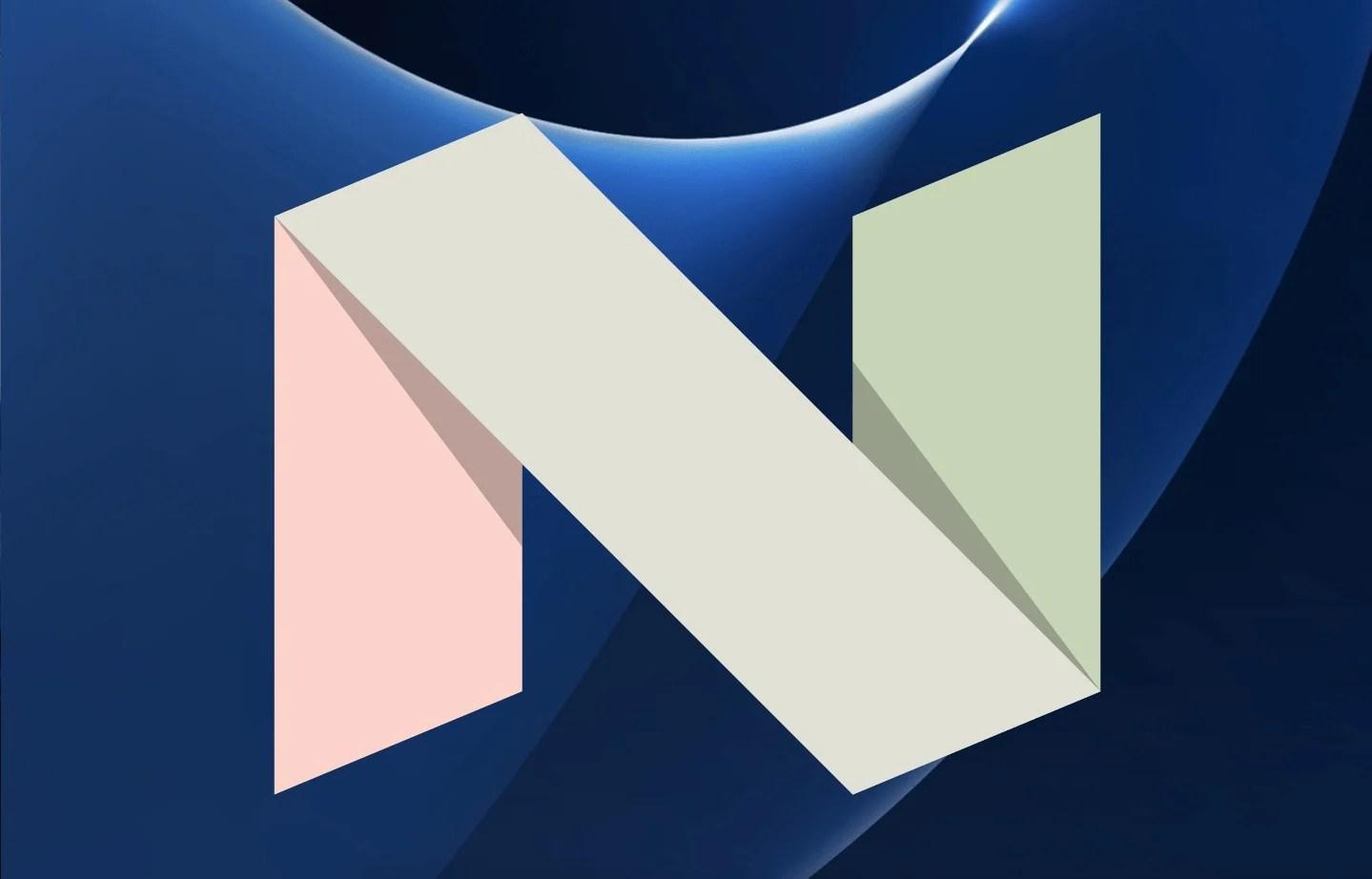 Android 7.1.1 Nougat : mise à jour imminente pour le Samsung Galaxy S7 (edge)