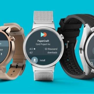 Android Wear 2.0 pourrait arriver plus tôt que prévu