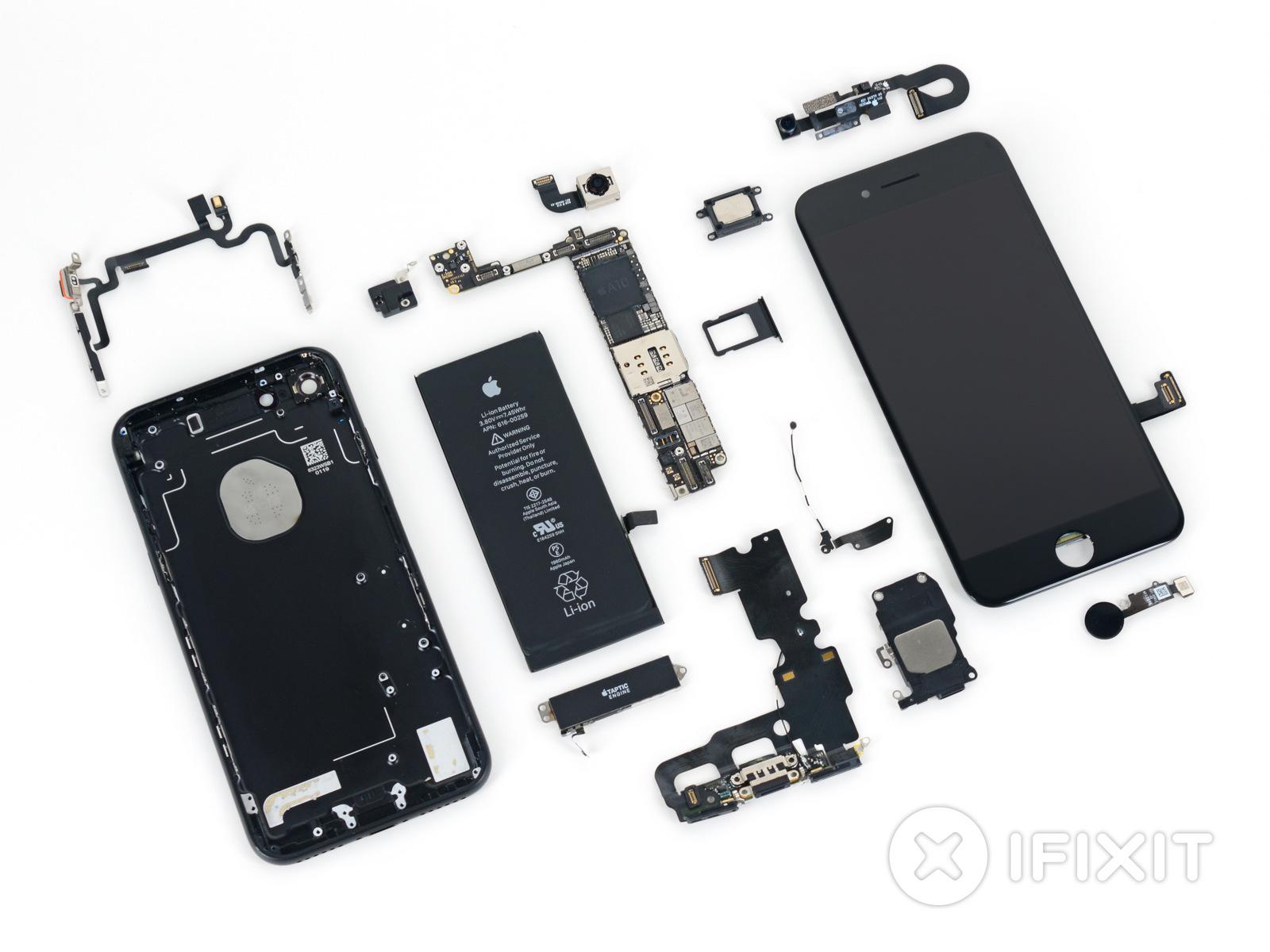 Apple iPhone 7 : le modem Qualcomm plus rapide que la version Intel