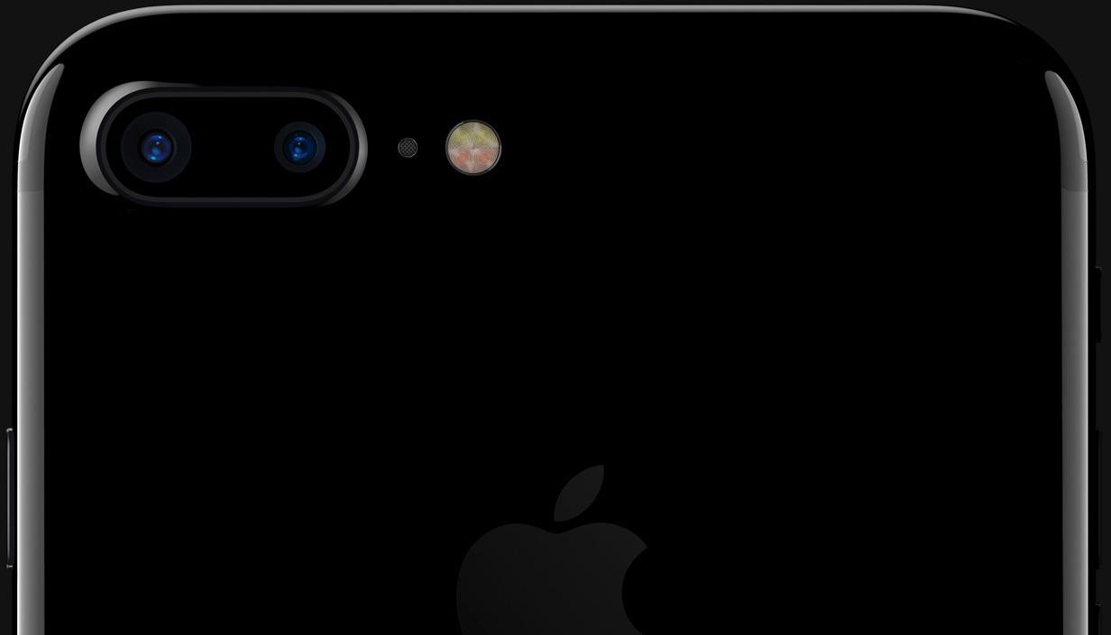 Apple : Zoom sur le double capteur photo de l'iPhone 7 Plus