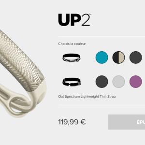 Jawbone bientôt éjecté du marché des bracelets connectés ?