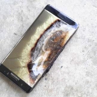 Les Galaxy Note 7 de Samsung bientôt bannis des vols américains ?