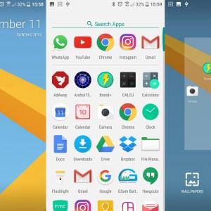 Google Pixel Launcher : de nouvelles images de l'interface des Sailfish et Marlin