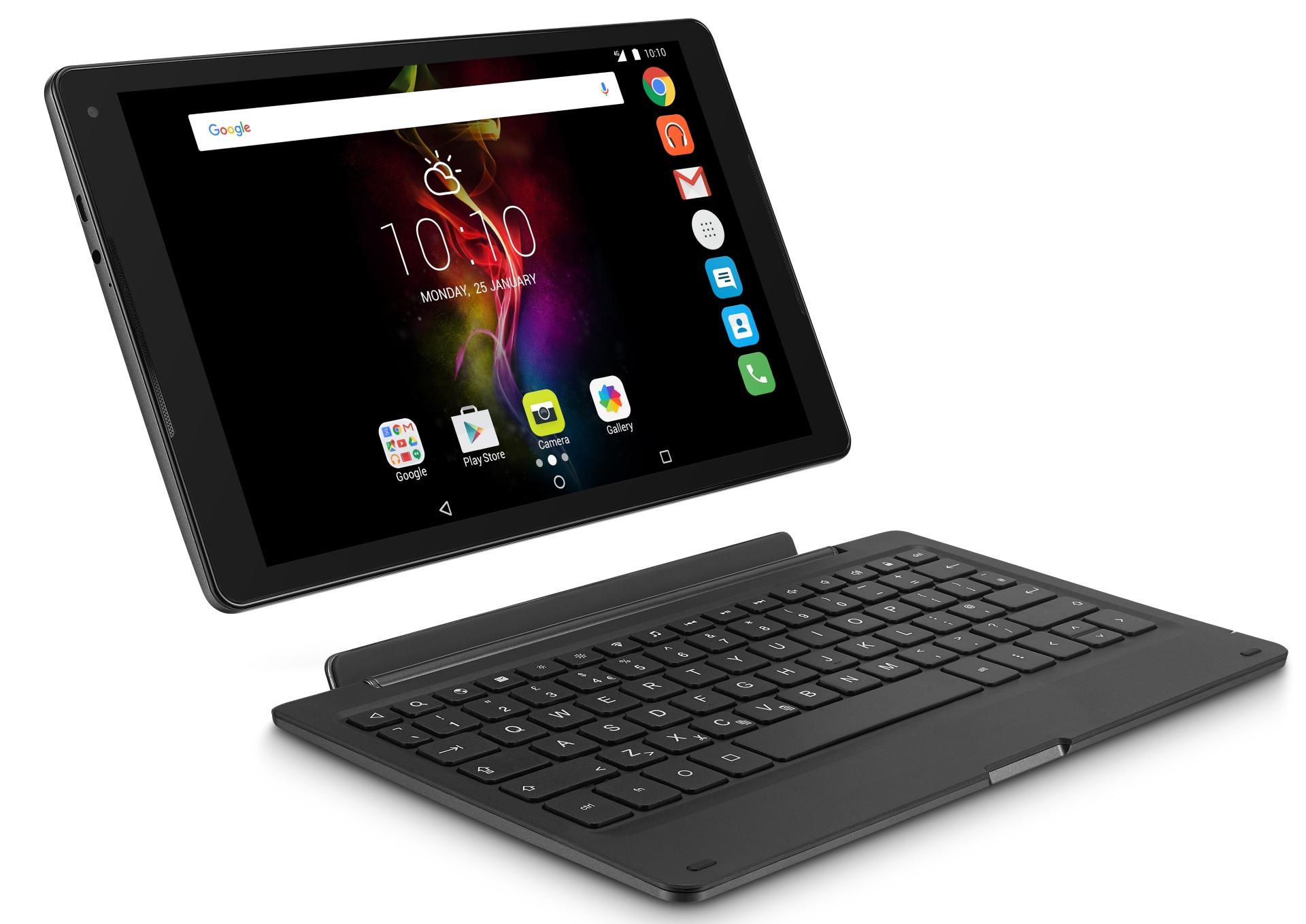 IFA 2016 : Alcatel présente la POP 4, une tablette 4G LTE 10 pouces à moins de 300 euros