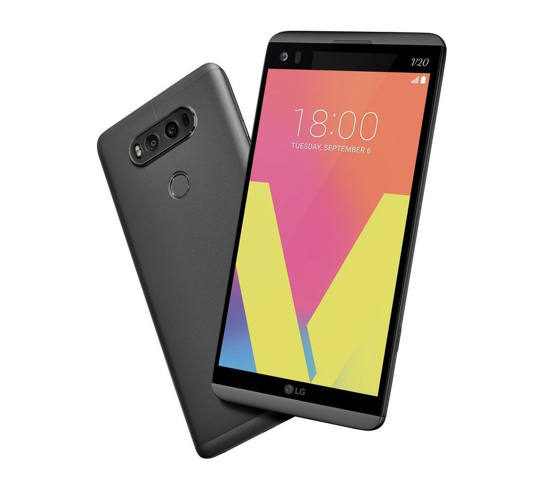 Le LG V20 est officiel : un smartphone haut de gamme, mais pas modulaire