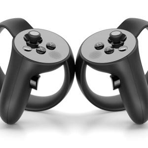 Un prix et une date pour les manettes Oculus Touch