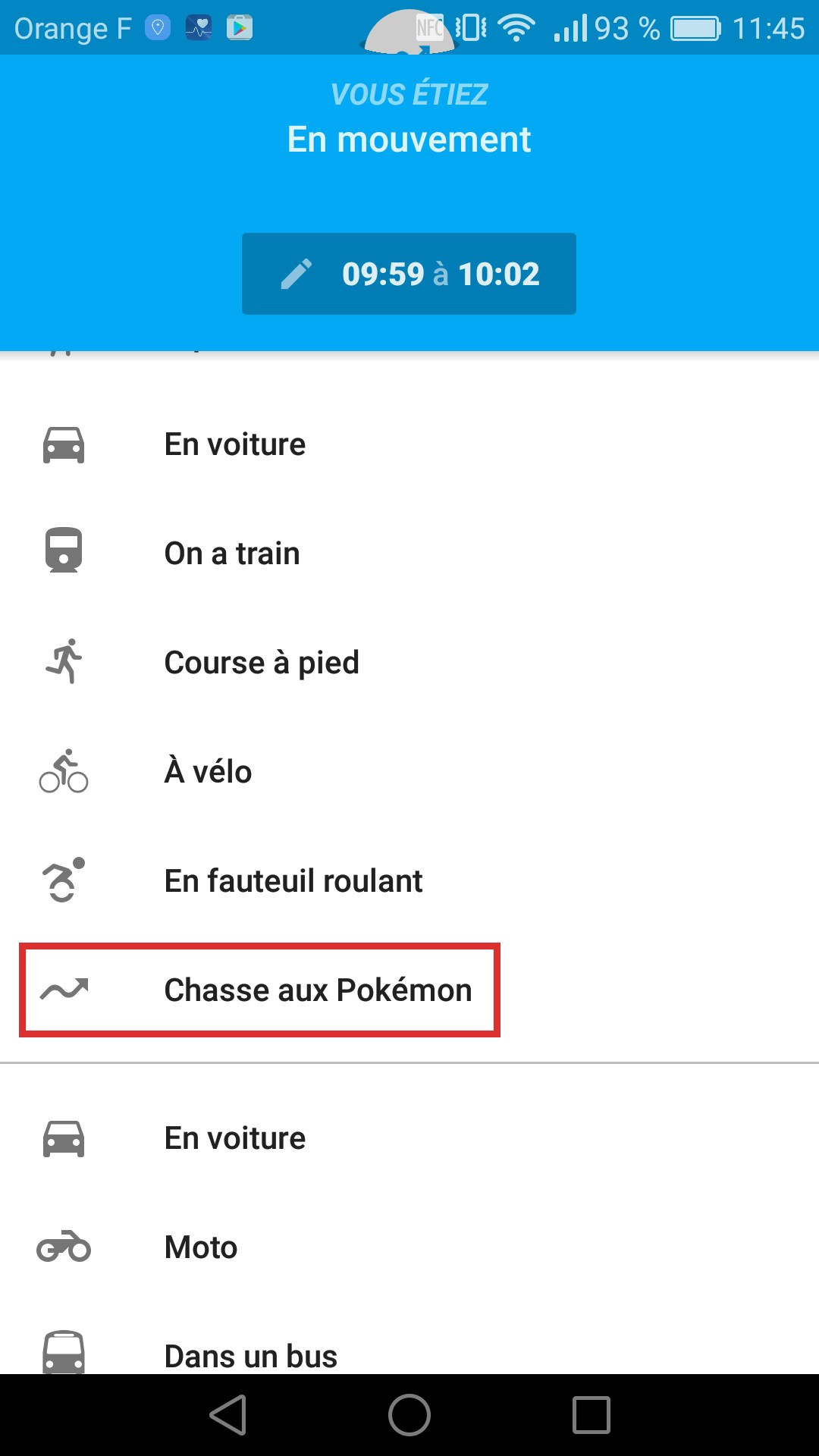 Même Google Maps se met à l'heure de Pokémon Go