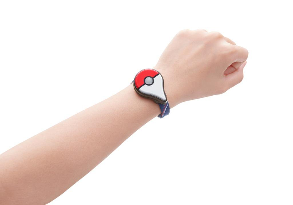 Pokémon Go : le bracelet Pokémon Go Plus disponible le 16 septembre