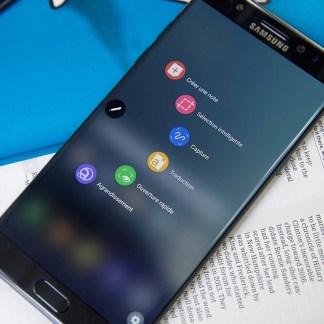 Galaxy Note 7 «explosif» : Samsung conseille de ne plus allumer le smartphone